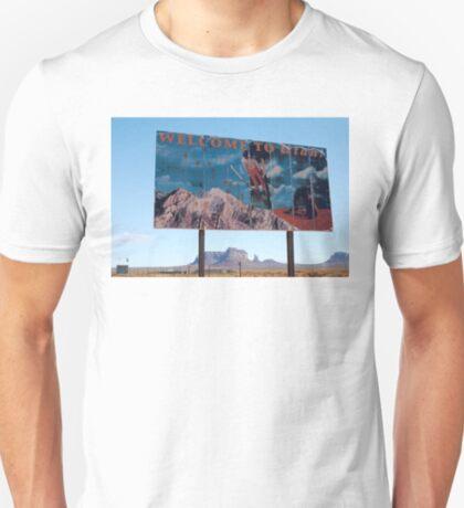 utah welcomes you T-Shirt