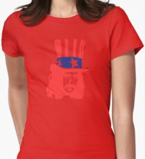 Frank Zappa Shirt Womens Fitted T-Shirt