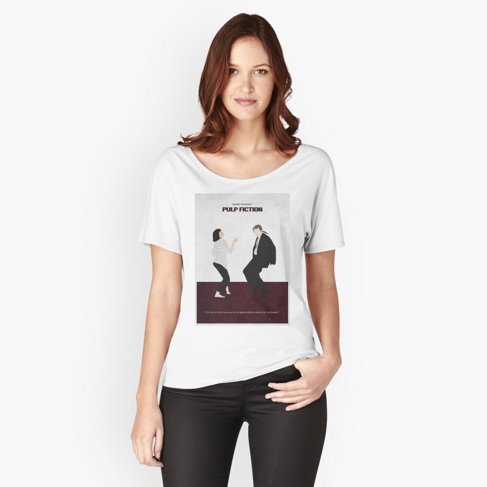 Pulp Fiction 2 Camiseta ancha