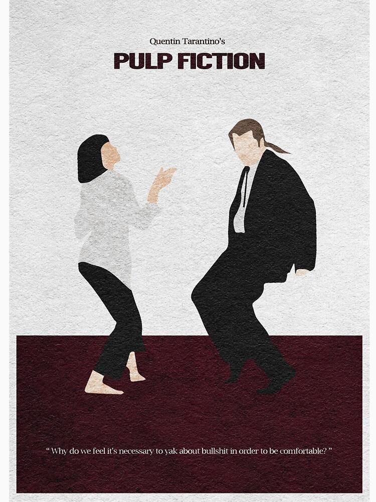 Pulp Fiction 2 de geekmywall