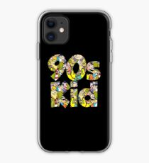 90er Jahre Kid - Ed, Edd n Eddy iPhone-Hülle & Cover