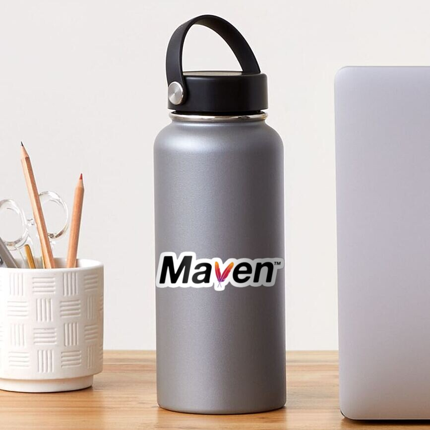 Apache Maven Sticker