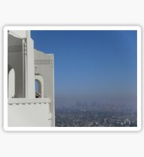 Griffith Observatory Sticker