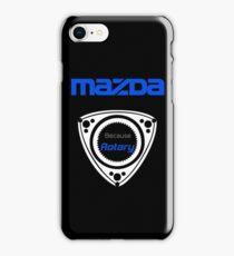 Mazda Rotary Phone Case iPhone Case/Skin