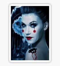 Circus of Broken Dreams Sticker