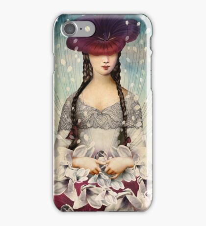 Binding Flowers iPhone Case/Skin