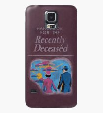 Handbook for the recently deceased Case/Skin for Samsung Galaxy