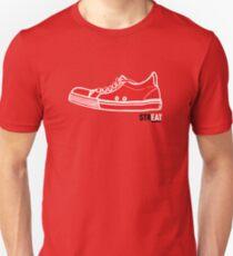 STREAT red sneaker Unisex T-Shirt