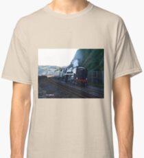 British Railways 70000 'Britannia' at Teignmouth Classic T-Shirt