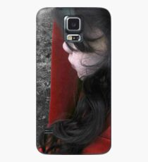 Little Red Riding Hood Case/Skin for Samsung Galaxy
