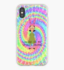 Louise Is My Spirit Animal  iPhone Case