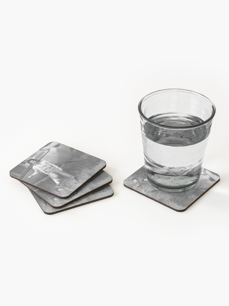 Alternate view of Unknown Flyer Coasters (Set of 4)