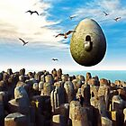 Cosmic Egg by Keith Reesor