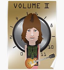 This Is Spinal Tap. Nigel Tufnel. Poster