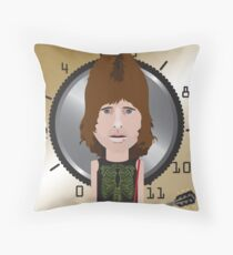 This Is Spinal Tap. Nigel Tufnel. Throw Pillow