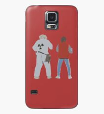 Back (s) to the Future  Case/Skin for Samsung Galaxy