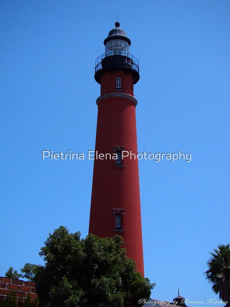 Ponce Inlet Lighthouse  by Pietrina Elena Photography