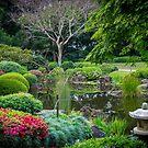 Gardens 2 by Keith G. Hawley