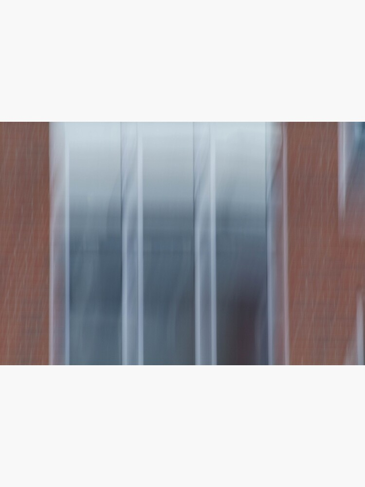Glass, Brick & Motion by LynnWiles