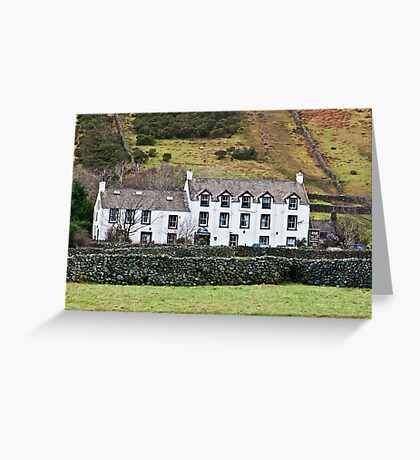 Wasdale Head Inn  Greeting Card