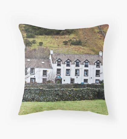 Wasdale Head Inn  Throw Pillow