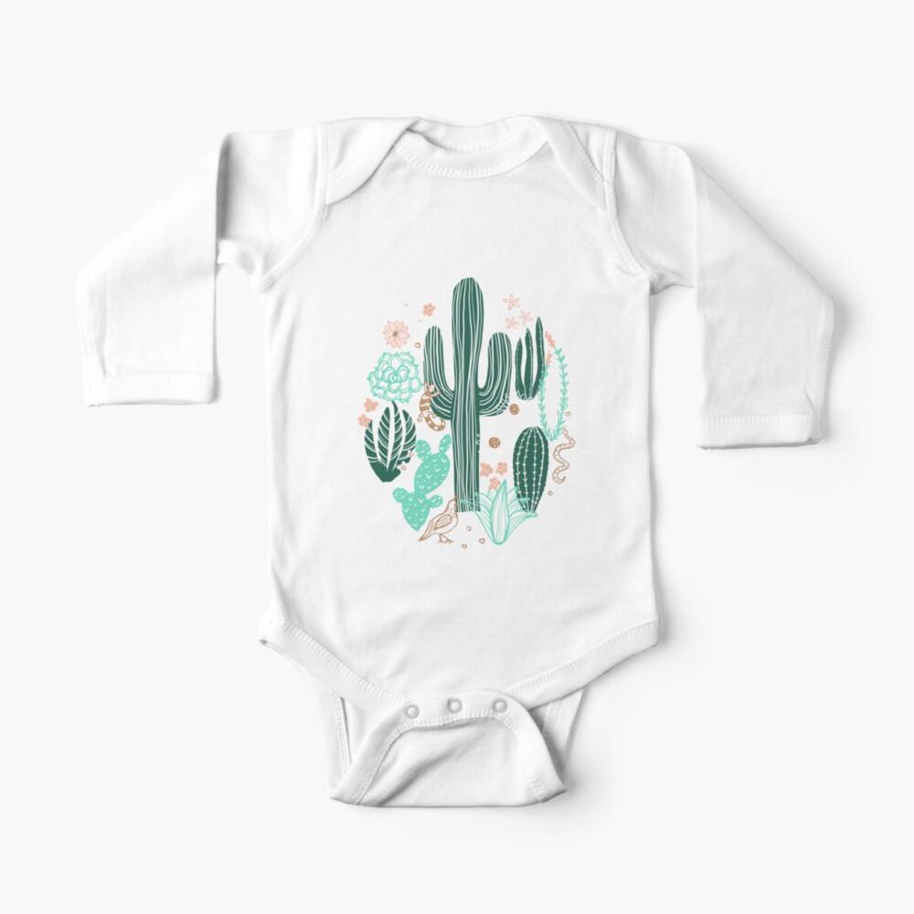 Sonora-Landschaft Baby Body