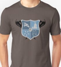 Joss Whedon Coat of Arms  T-Shirt