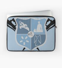 Joss Whedon Coat of Arms  Laptop Sleeve