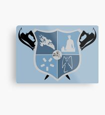 Joss Whedon Coat of Arms  Metal Print