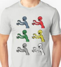 Grr. Argh. Colours  T-Shirt
