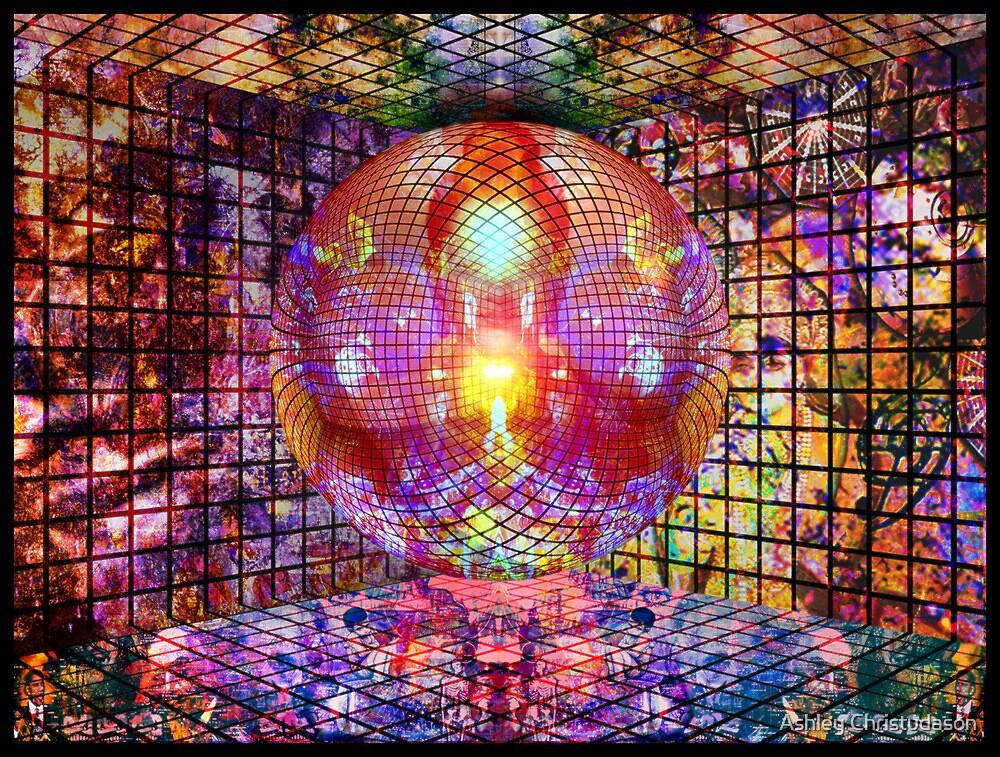 'Disco Spiritualis' by Ashley Christudason