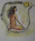 Bathed  in Moonlight  Solstice by eoconnor