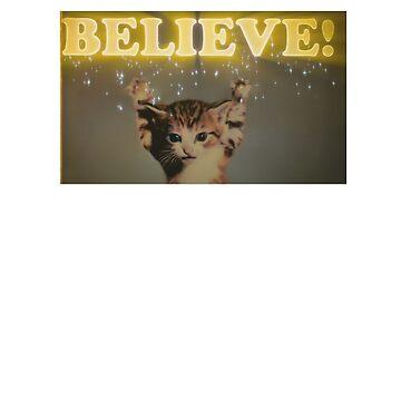 Believe! by norawr