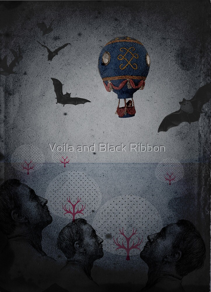 The Unfortunate Fate by Voila and Black Ribbon