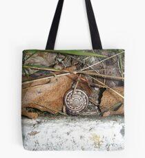 Escargot Tote Bag