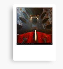 The Hook Canvas Print