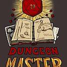 Dungeon Master by Steve Stivaktis