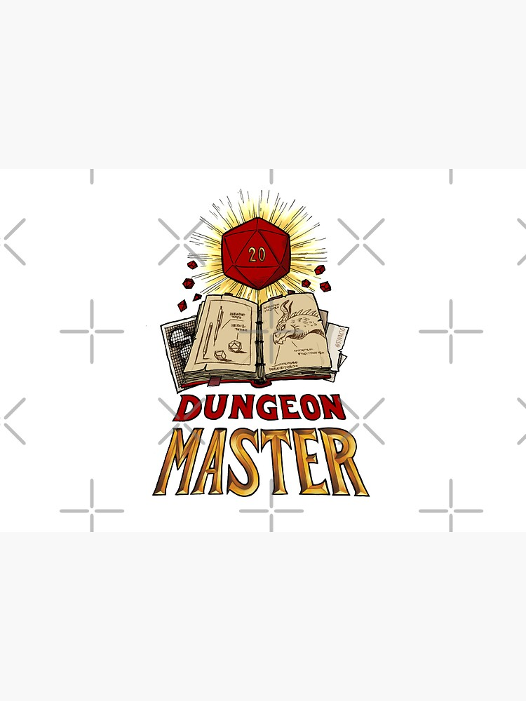 Dungeon Master by optimisteve