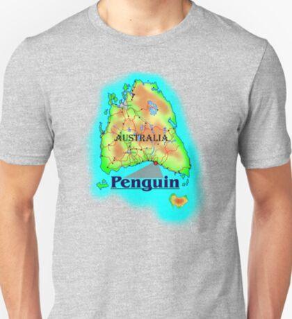 Penguin - Tasmania T-Shirt