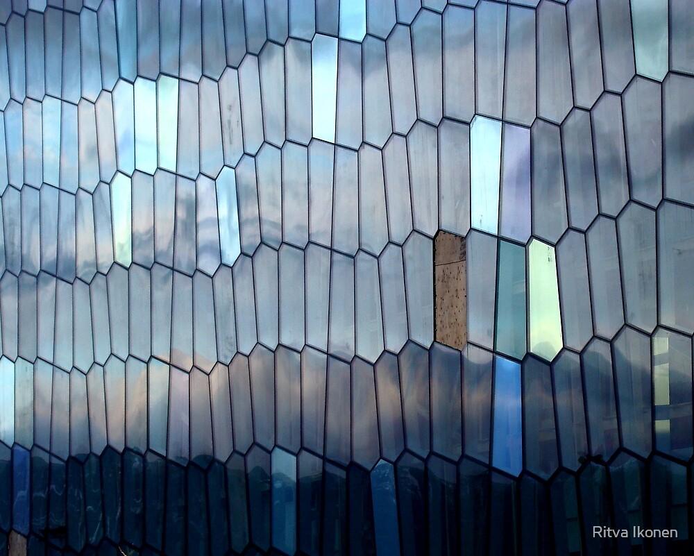 Under Construction by Ritva Ikonen