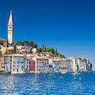 Vivid Adriatica. Rovinj, Croatia.  by evimagery