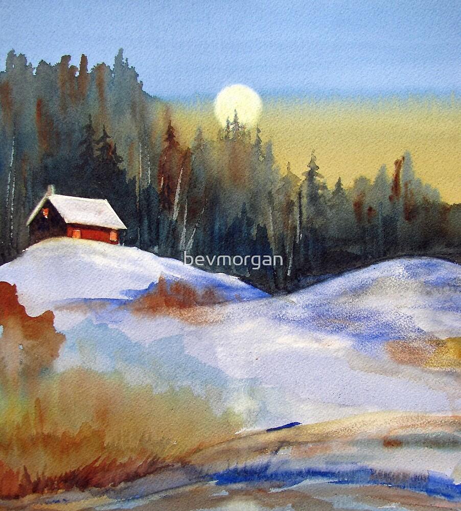 The Magic of Moonlight by bevmorgan