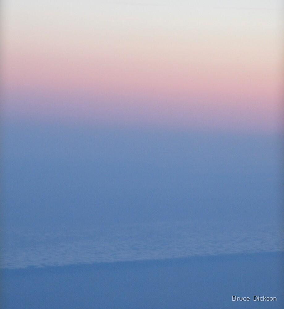 longhaul sunset by Bruce  Dickson