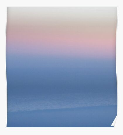 longhaul sunset Poster