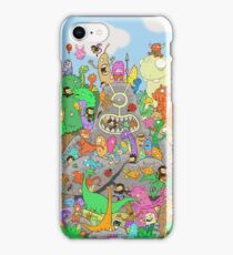 All Kinds of Critters iPhone Case/Skin