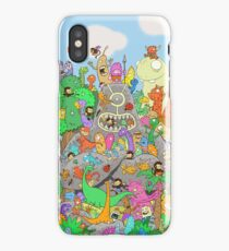 All Kinds of Critters iPhone Case