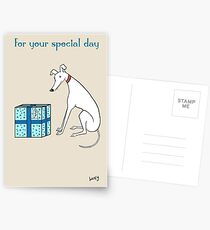 The Hound's Special Day Postcards