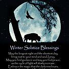 Ureinwohner-Wintersonnenwende-Segen von Stephanie Laird