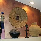 African artefacts by Anthony Goldman