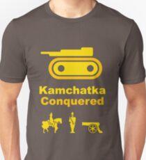 Risiko Kamchatka Yellow T-Shirt